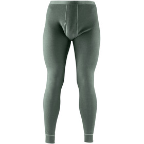 Devold Expedition Leggings Johns Avec braguette Homme, forest